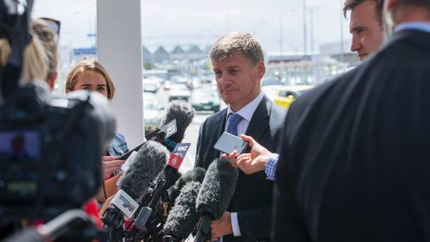 Prime Minister Bill English says he doesn't want Waitangi Day to be bogged down by theatrics.