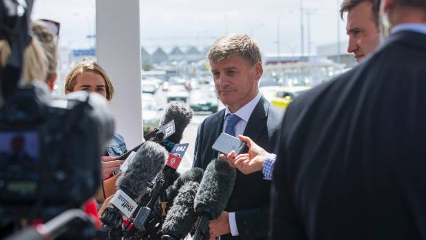 Prime Minister Bill English has said many Kiwis cringe about Waitangi Day protests and commemorations.