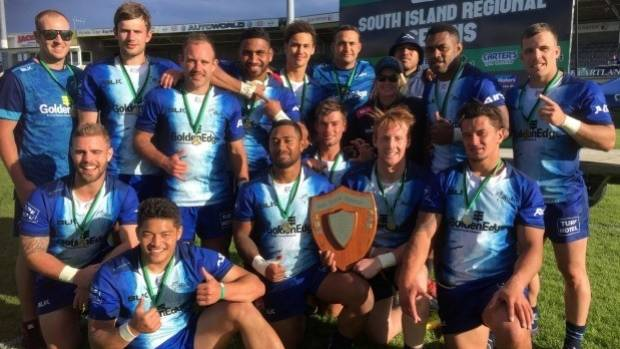 South Island men's sevens champions Tasman are looking to continue their success on a national stage.