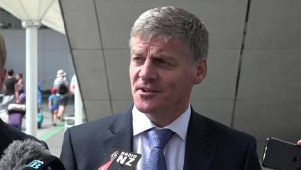 PM Bill English says the US pulling out of the TPPA is bad for both us and them.