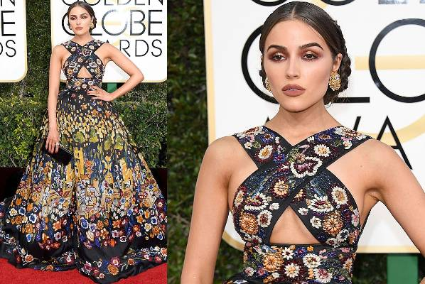THE BAD: Olivia Culpo is a pageant queen turned actress, and I'm wondering if that might explain what's going on here. ...