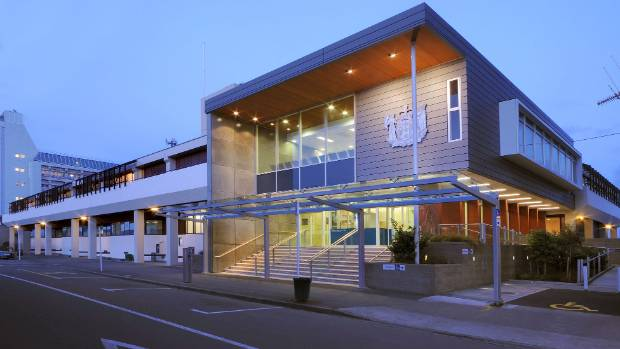 In the Palmerston North District Court, Calon Mackie Edwards was sentenced to a year in prison.