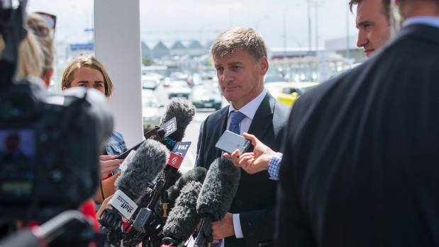 The appointment of Prime Minister Bill English after John Key's resignation has increased the chances of an early ...