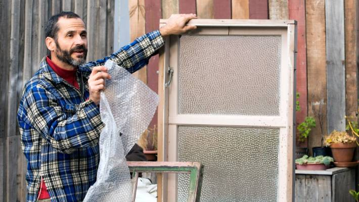 Bubble Wrap Has Many Uses Insulating Windows From The Cold Is Just One Of Them