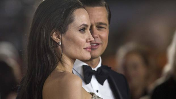Brad Pitt claims he has lent Angelina Jolie millions since split