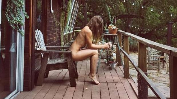 Nudity is a way to remove class distinctions, says photographer who has amassed 128,000 followers.