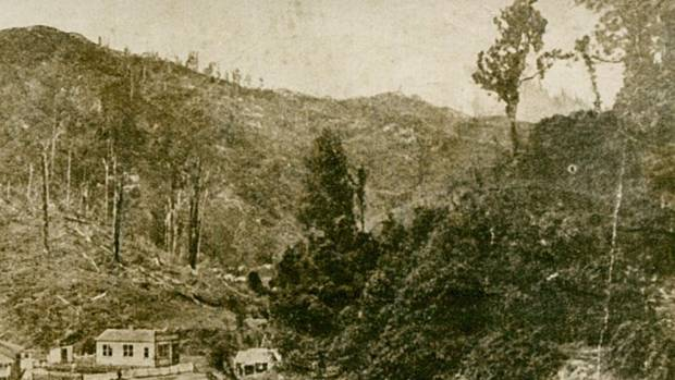 Life was tough for Taranaki's earliest pioneers.