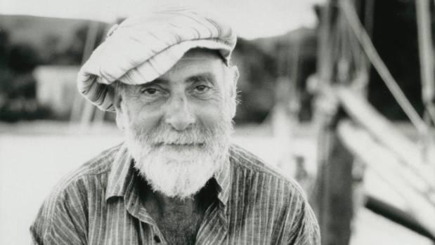 Austrian artist Friedensreich Hundertwasser in 1990.
