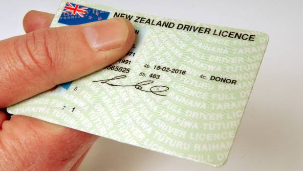 New Zealand driver licence holders are, more often than not, donors. A national review led by the Ministry of Health is ...