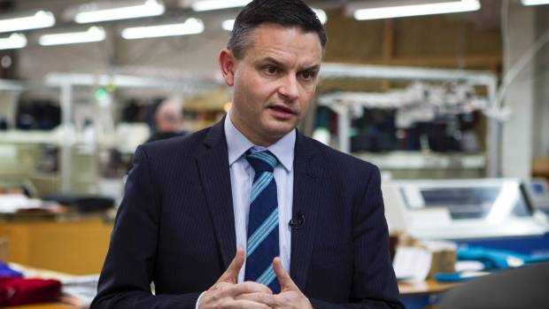Green Party co-leader James Shaw says income tax cuts in 2010 were supposed to end gaming of the tax system.