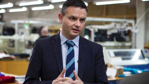 "Green Party co-leader James Shaw admits he took it a bit far when he said Donald Trump was the most ""dangerous"" person ..."