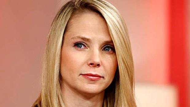 CEO Marissa Mayer gets a golden parachute compensation of US$23 million.