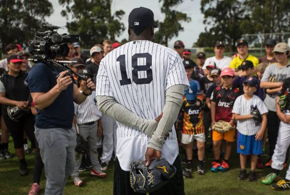 New York Yankees shortstop Didi Gregorius Didi Gregorius, who earned NZ$3.4 million with the Yankees in 2016, believes ...