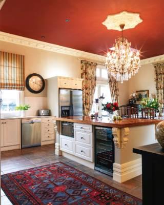 Kitchens That Embrace Colour