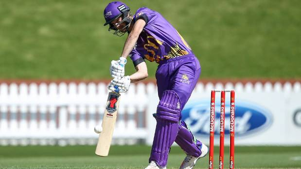 Chad Bowes is likely to open the batting for Canterbury in the one-day competition.