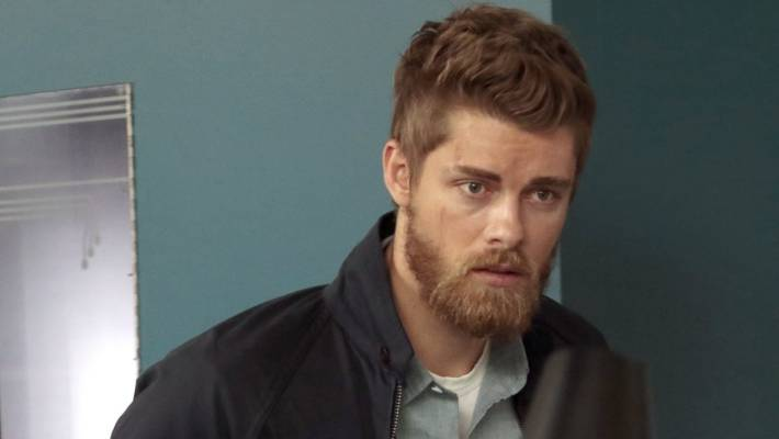 Home And Away alum Luke Mitchell on joining the cast of Blindspot