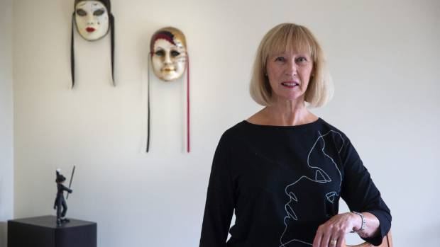 Gwenda Britten is a guest tutor at  Dance Unlimited in Palmerston North.