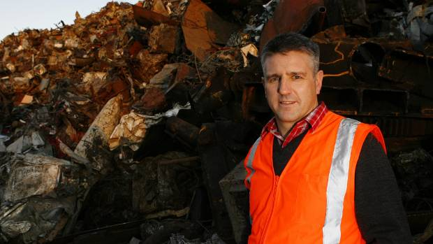 Jeff Harris, from Lower Hutt based Macaulay Metals, said recycling surgical metals was possible but not necessarily a ...