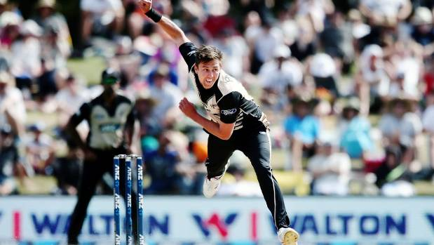 Pace spearhead Trent Boult bowled some of his fastest deliveries during the Twenty20 series, a sure sign for captain ...