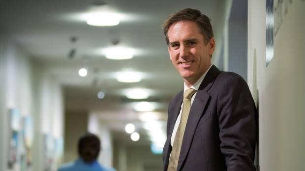 Earl Gasparich, Oceania Healthcare CEO.