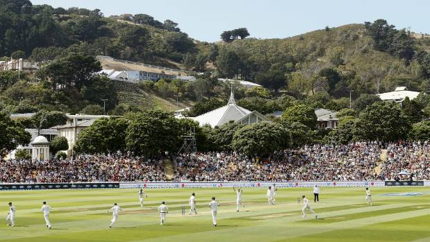 In the last test at the Basin Reserve, New Zealand's batsmen couldn't match Australia in a heavy innings defeat in February.