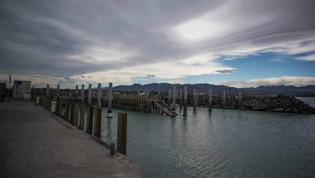 Work to make the harbour at Soutrh Bay accessible for large boats came up as a key issue at a meeting between Kaikoura ...