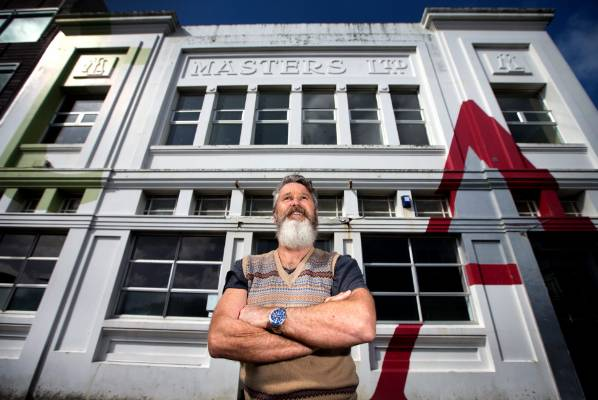 Jet Charm Barber Shop and Gentlemen's Quarters owner Shaun Conaglen wanted the Masters building to remain.