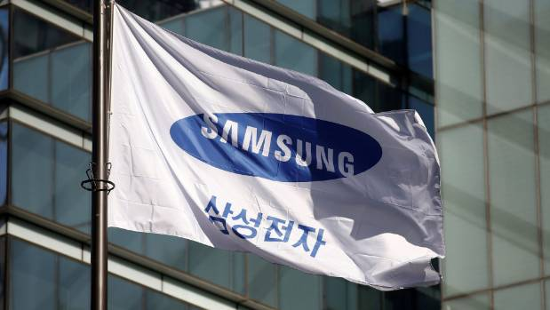 Samsung is South Korea's largest business group.