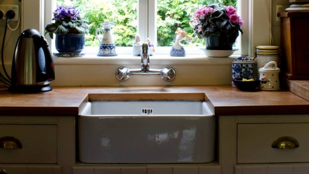 Don\'t overlook the kitchen sink | Stuff.co.nz