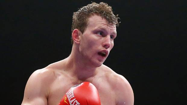 Jeff Horn has featured on several undercards of Parker fights in the past.