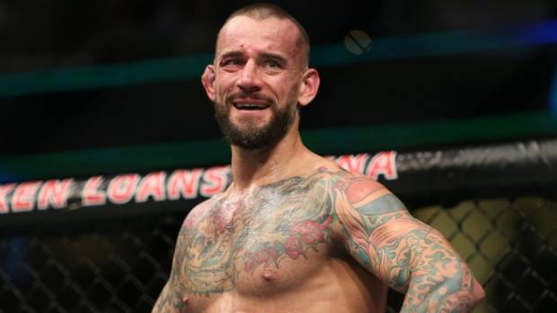 CM Punk lost to Mickey Gall during the UFC 203 event.