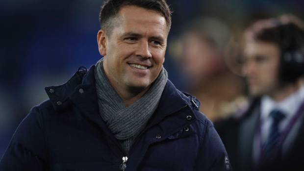 Former England star Michael Owen had a dig at Ronaldo's ongoing weight issues.