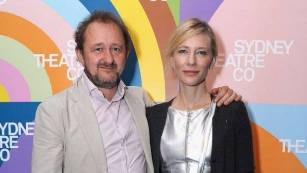 Actor Cate Blanchett and playwright husband Andrew Upton also own an historic English manor house in East Sussex.