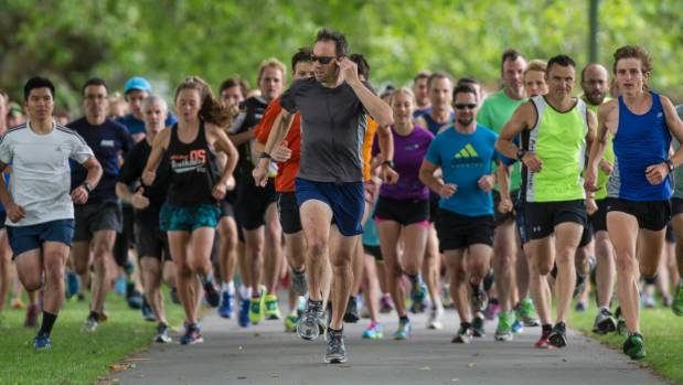 About 100 staff from Christchurch Hospital kicked off the EDGE 100 Day Challenge by joining runners in the Asics 5K ...