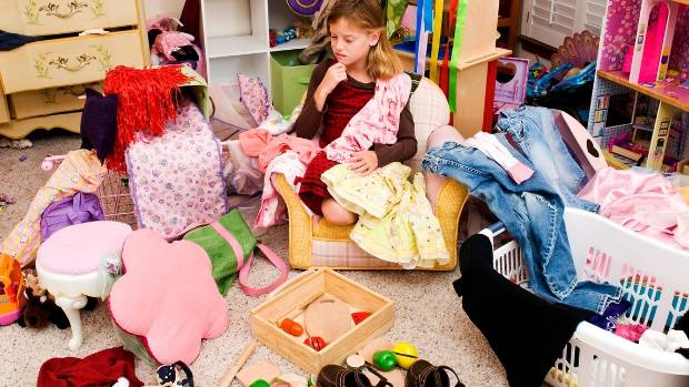 Each child increases a family's possessions by 30%, according to the UCLA study.