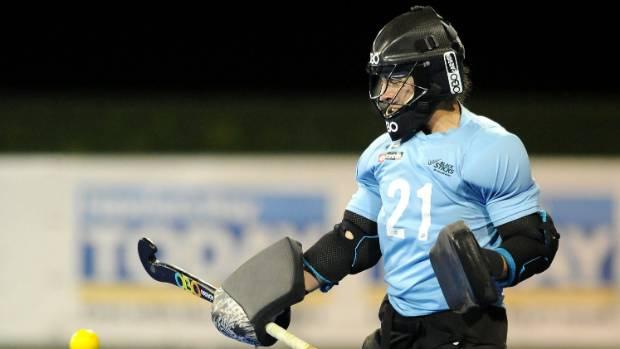 Georgia Barnett has not played hockey since July last year.