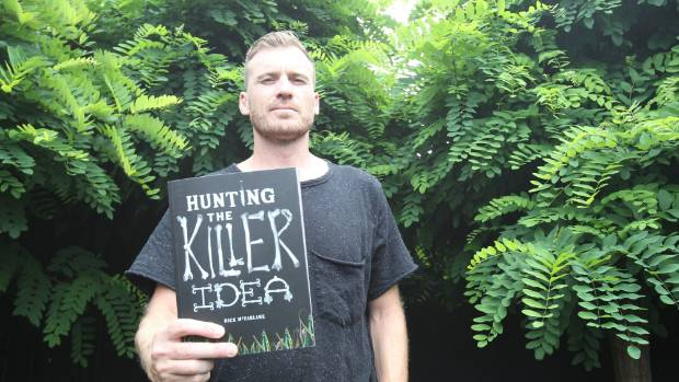 A designer of 20 years, Nick McFarlane explores processes of creative thinking in his new book Hunting the Killer Idea.