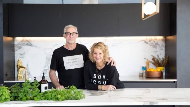 Sarah and Philippe Lods featured in the latest series of Grand Designs NZ.