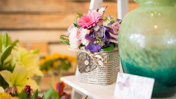The New Plymouth store also offers locally hand-crafted goods.
