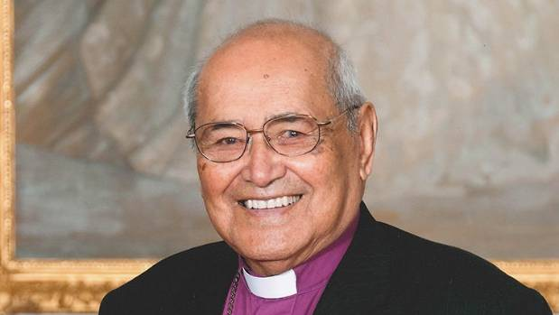 Archbishop Brown Turei, who died on Monday aged 92.
