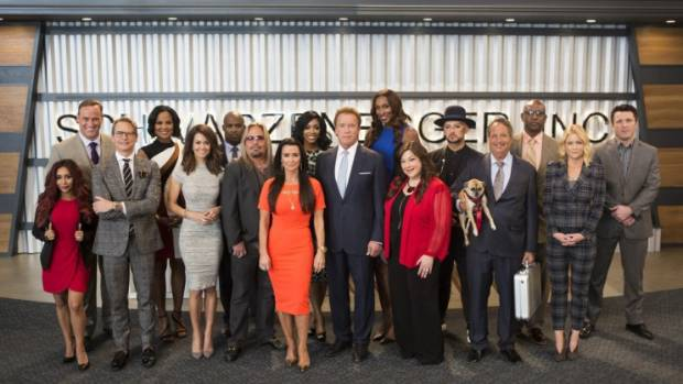 The cast of Celebrity Apprentice 2017 includes the predictable assortment of musicians you listened to in intermediate, ...