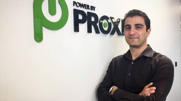 PowerbyProxi founder Fady Mishriki wants to make wireless charging as easy as wifi is now to access.