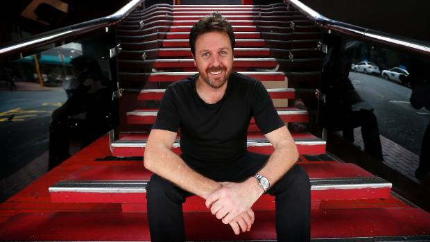 Comedian Vaughan King is proud the Taranaki Comedy Club he founded with mate Ben Hurley has been such a success.