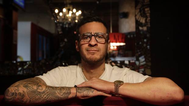 Cori Gonzalez-Macuer says Wellington had never had its own dedictaed comedy club before VK's, and he's sad to see it go.