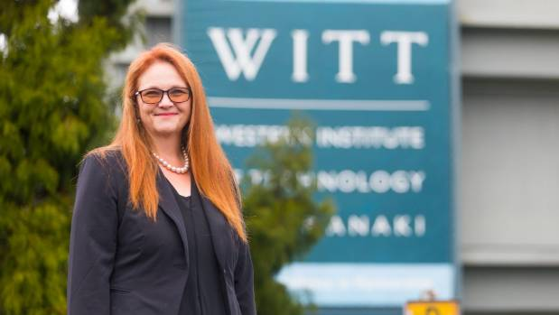 Witt chief executive Barbara George has had a torrid four years at the helm.