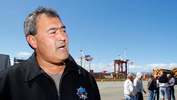 "Maritime Union's Joe Fleetwood said ""thank God there was no loss of life in this fire""."