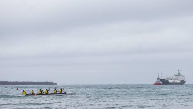 The Taranaki Outrigger Canoe Club now has more than 50 members.