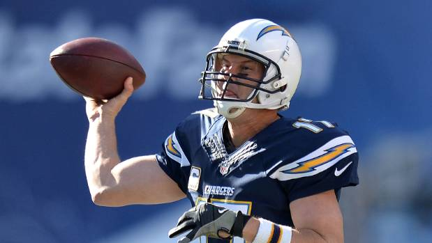 Quarterback Philip Rivers and the Chargers are set to play from the 2017 season onward in Los Angeles, after relocating ...