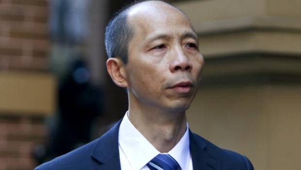 Robert Xie, 53, faces a life sentence.