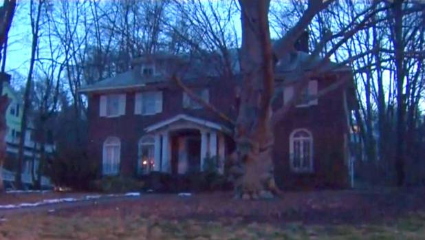 "Neighbours in the Boston suburb referred to the sisters' home as a ""haunted house""."